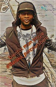 """Le Chevalier Baraka veut s'imposer au public à travers son premier album solo """" Parcours béni """"."""