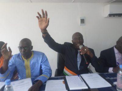 Tengrela : le maire  Bakary Ballo  déterminé   à  rendre propre sa commune par des actions vigoureuses dont la  répression, la rafle des animaux en divagation...