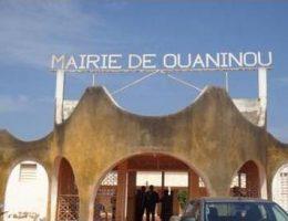 le departement de ouaninou