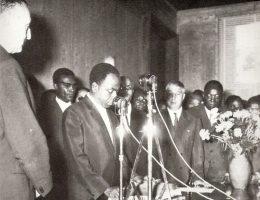 07 aout 1960 proclamation de lindependance de la cote divoire