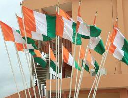 cote divoire chronique du drapeau tricolore ivoirien