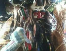 le masque letehi gla