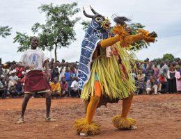 les masques dans la culture ivoirienne