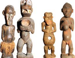 les fonctions des statues chez les baoule