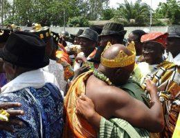lorganisation politique et sociale des peuples baoule