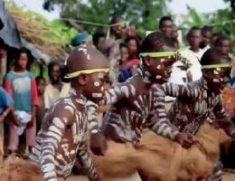 les petits danseurs dissia une richesse culturelle du departement