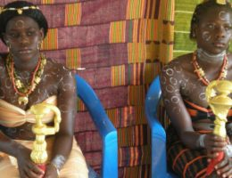 latovle en pays baoule une pratique en voie de disparition
