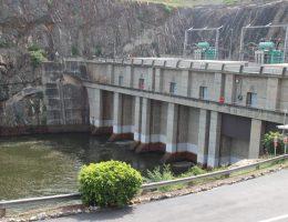 le barrage de koossou
