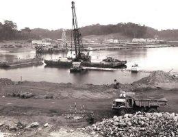 historique du port de san pedro