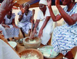 historique de la fete des ignames chez les agni ndenian