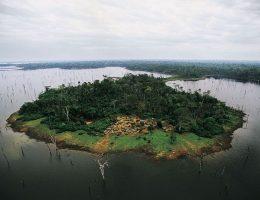 le lac de buyo