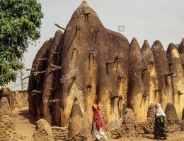 la ville de kaouara la mosquee du 17e siecle et les masques sacres