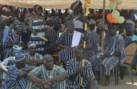 symbolisme de la fete de ligname en pays koulango