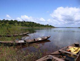 historique du lac de kossou fleuve bandama