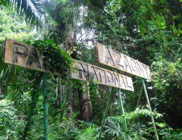 le parc national dazagny