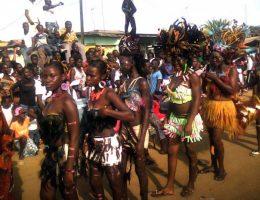 le popo carnaval de bonoua