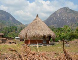 la case sacree chez les yacouba