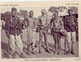 lhistoire de la deportation forcee du peuple guerrier abbey mbochi doyo de la cote divoire au nord du congo pendant la colonisation