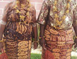 le mariage en pays dida