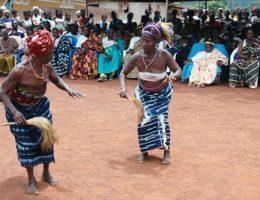 la danse adjoss