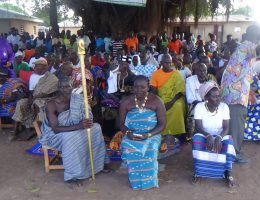 le gbono evenement culturel en pays degah de motiamo