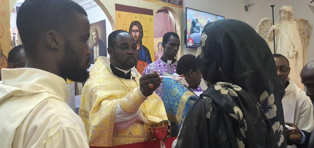 Abba Achija pacome marie